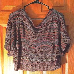knit Acrylic top